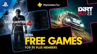 Uncharted 4: A Thief's End free to PlayStation Plus gamers in April