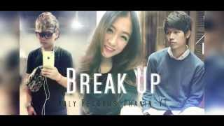 Break Up (បែកគ្នា) - Noly Records & Phanin ft. YT | Prod. By Meng Ngy NB
