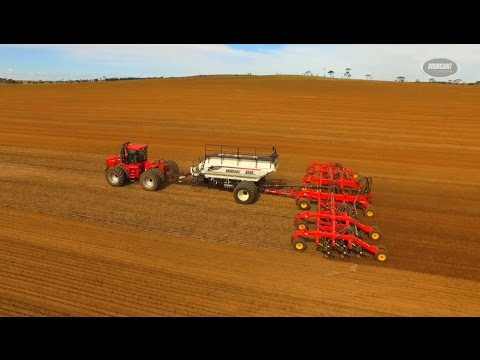 Bourgault Sowing Equipment - Options to Suit Your Needs