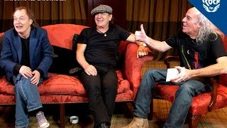 RockFM entrevista a AC/DC