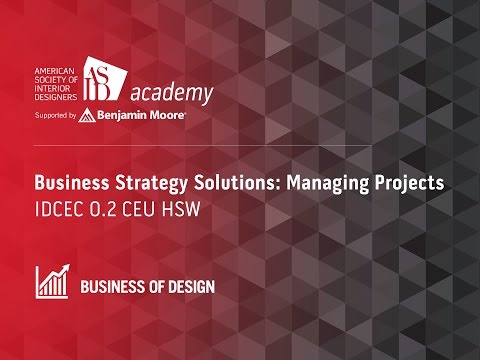 Course Preview: Business Strategy Solutions: Managing Projects