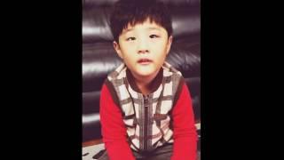 Cute Korean Student
