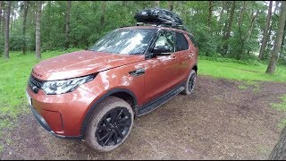 Ed Stafford's Family Road Trip with Land Rover Discovery | Part 2