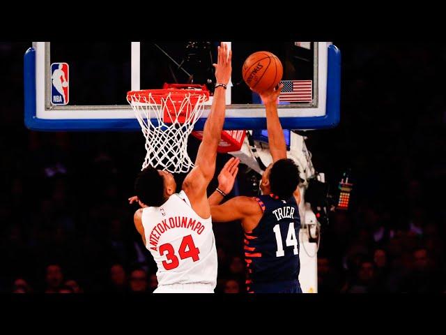 NBA/年度最佳防守陣容出爐 公鹿成最大贏家