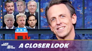 GOP Stonewalls Biden's Agenda; Rudy Giuliani Sued for Election Lies: A Closer Look