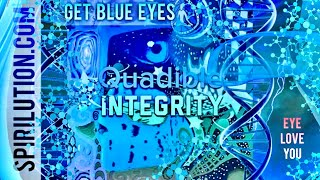 ★Get Blue Eyes Fast!★ (Subliminal Biokinesis Frequencies) Change Your Eye Color