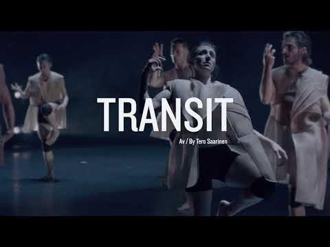 TRANSIT, trailer - Skånes Dansteater - Tero Saarinen