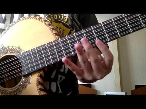 El Texanito - Bajo sexto - Instruccional (Requinto)