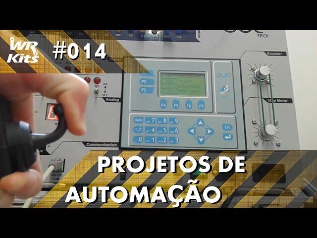 CONTROLE DE BRILHO DE LED POR PWM CLP ALTUS DUO | Projetos de Automação #014