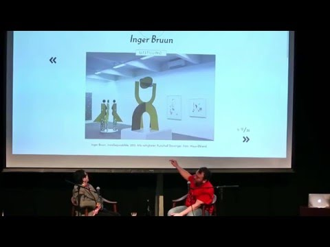 Seminar «Kanon-bra kunst!» | Inger Bruun