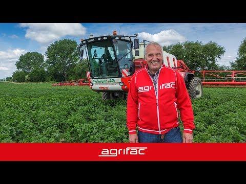 Benutzererfahrung Agrifac Condor Endurance von Heilmann AG