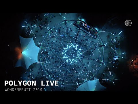 Polygon Live at Wonderfruit 2019