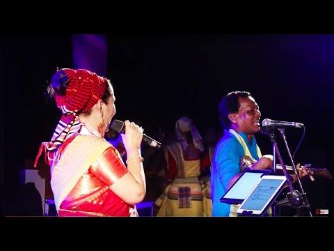 Kalpana Patowary - Ek Baar Hori Bolo   Folk Singer Arajit Rai & Kalpana Patowary LIVE