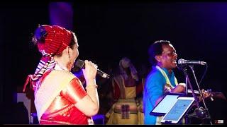 Kalpana Patowary - Ek Baar Hori Bolo | Folk Singer Arajit Rai & Kalpana Patowary LIVE