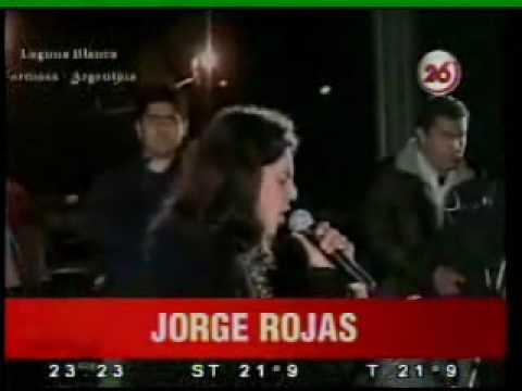 JORGE ROJAS -- FESTIVAL 1ra. Parte --