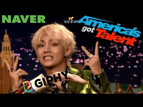 Everybody loves V Taehyung part 30 [Nonfan, Media, Kids, Youtubers]