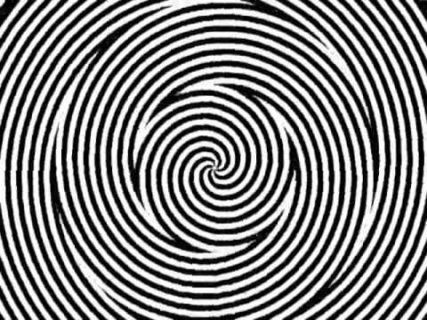 optical illusion illusions spinning mind spiral ever without hipnoza wheel dizzy drugs weed eye tricks trick hypnotic blow marijuana still