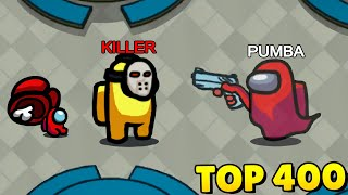 TOP 400 WTF & FUNNY MOMENTS IN AMONG US