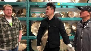 Li Hao Vault Visit