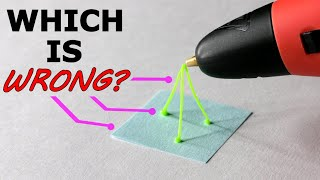 Mistakes 3D Pen Users ALWAYS Make