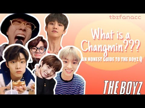 Q being a duality king for 12 minutes | THE BOYZ 더보이즈 큐