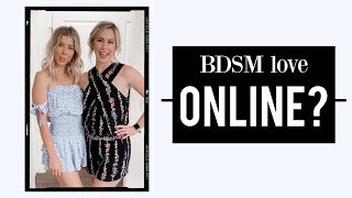Falling in Love with Online BDSM Partner w/ Kelsey Darragh   DBM #89