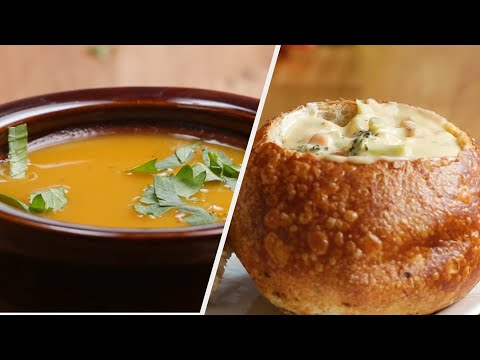 7 Hearty Soups For The Soul ? Tasty Recipes