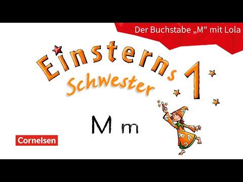 Buchstabeneinführung M   Einsterns Schwester