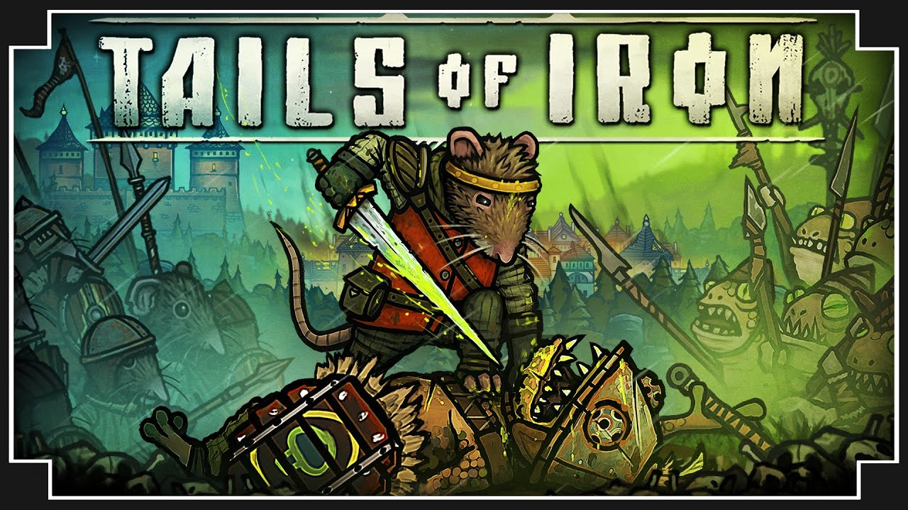 Tails of Iron - (Rat Kingdom RPG) [Steam Release]