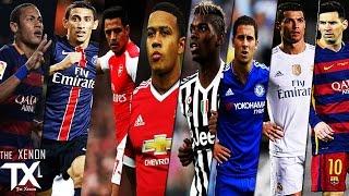 Best Football Skills Mix ◄ 2015/16 ► | HD | iTXenon™ | CO-OP |