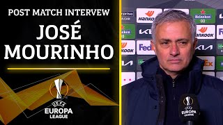 José Mourinho gives his post match interview after Tottenham's loss | UCL on CBS Sports
