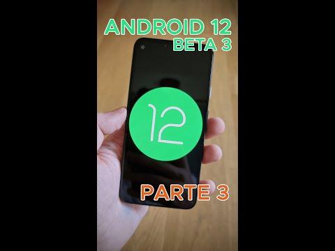 Android 12 Beta 3 (pt. 3) – Condiv …