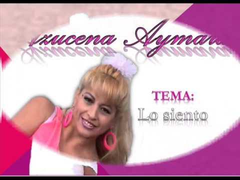 Azucena Aymara - LO SIENTO (bomba- ecuador)