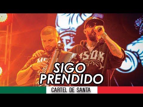 Cartel De Santa - Sigo Prendido (Con Letra) -Cloroformo-, 2012.