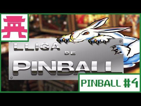 [PINBALLS] Lliga de Pinball