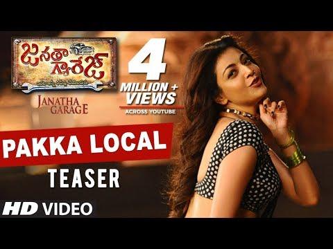 Janatha-Garage-Movie-Pakka-Local-Video-Song