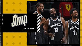 How should the Nets handle the Big 3's contract extensions? | The Jump