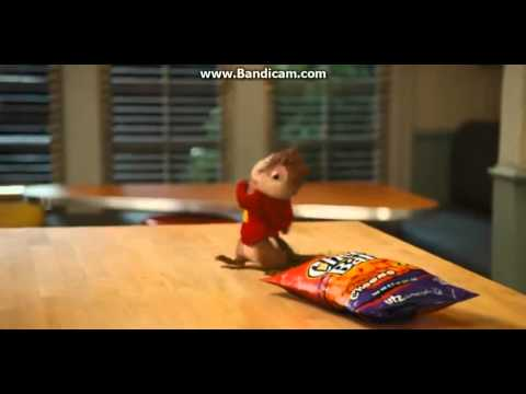 Alvin and The Chipmunks: The Squeakquel- Stayin Alive Cheeseball Scene