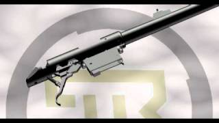Changing barrel on CZ 455 - YouTube