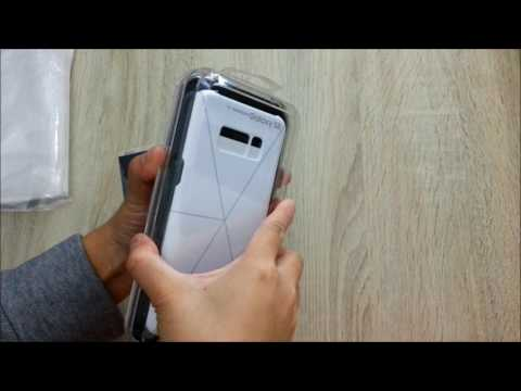 Samsung Galaxy Friends x Exo S8 White Cover Unboxing - Part 1