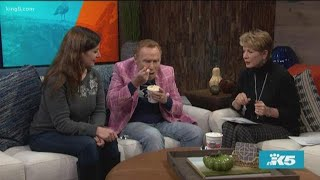 The Danny Bonaduce and Sarah Show stops by for Hot Topics
