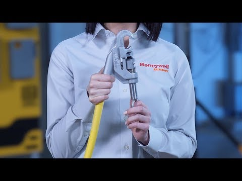 NEW C-Clamps with RocketLock Technology (short version) | Honeywell Salisbury