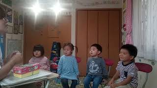 Morning English circle time @ Family English