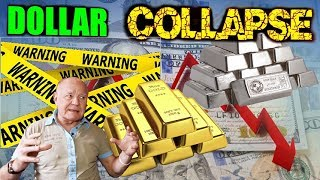 Marc Faber Red Alert! 🔴 Dollar Will Collapse! Gold, Silver and Platinum Will Substitute