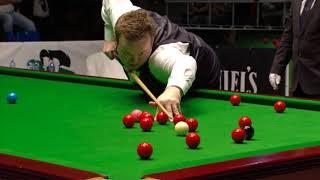 Shaun Murphy: two 147 maximum breaks in 3 frames. Hungarian Snooker Gala, 19 May, 2018, Budapest.