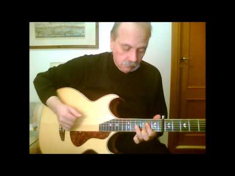 Life Is A Long Song (Jethro Tull) - fingerstyle guitar