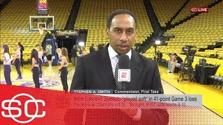 Stephen A.: James Harden 'desperately' needs help from Chris Paul | SportsCenter | ESPN