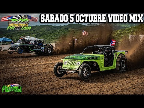 Video MIX PR vs USA sabado 5 Octubre 2019 Rio drag park