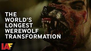 The World's Longest Werewolf Transformation