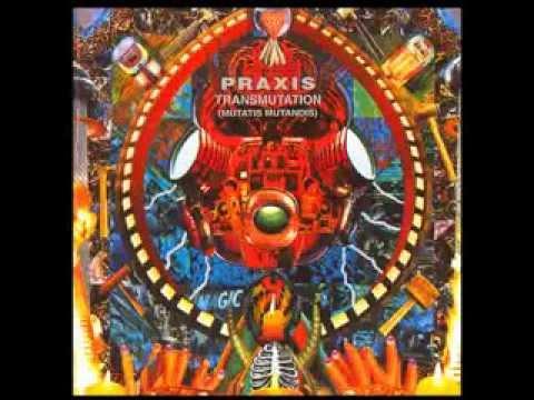 [Full Album] Praxis - Transmutation online metal music video by PRAXIS